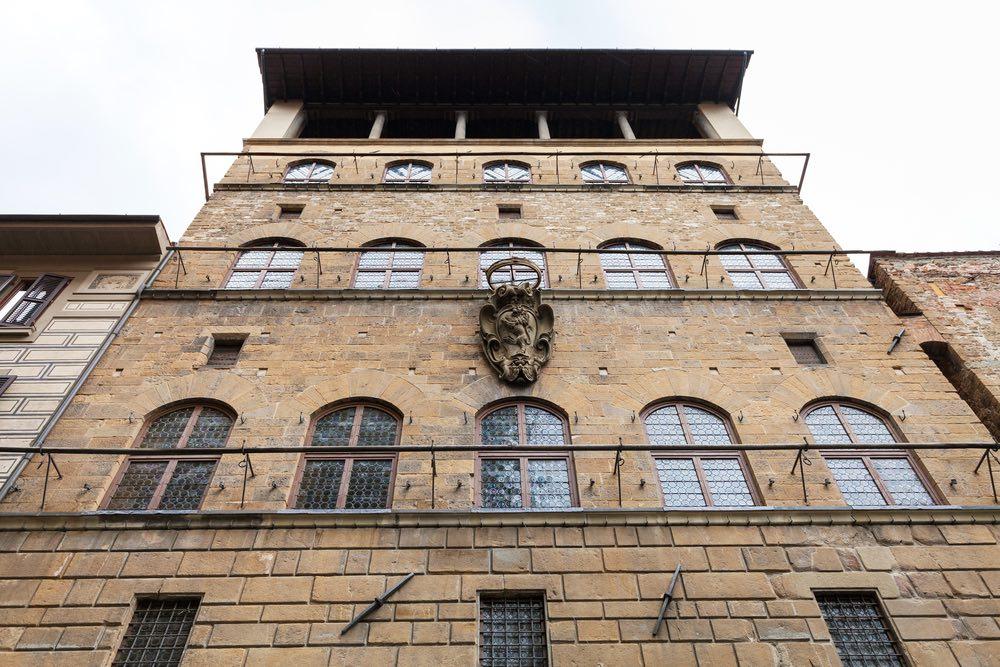 Palazzo Davanzati a Firenze è sede del Museo della Casa Fiorentina Antica