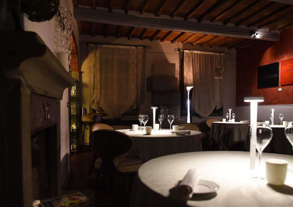 Il Butterfly è uno dei ristoranti stellati della Toscana in provincia di Lucca.