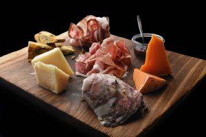 Tagliere di salumi de I Salaioli, ristorante a Pistoia