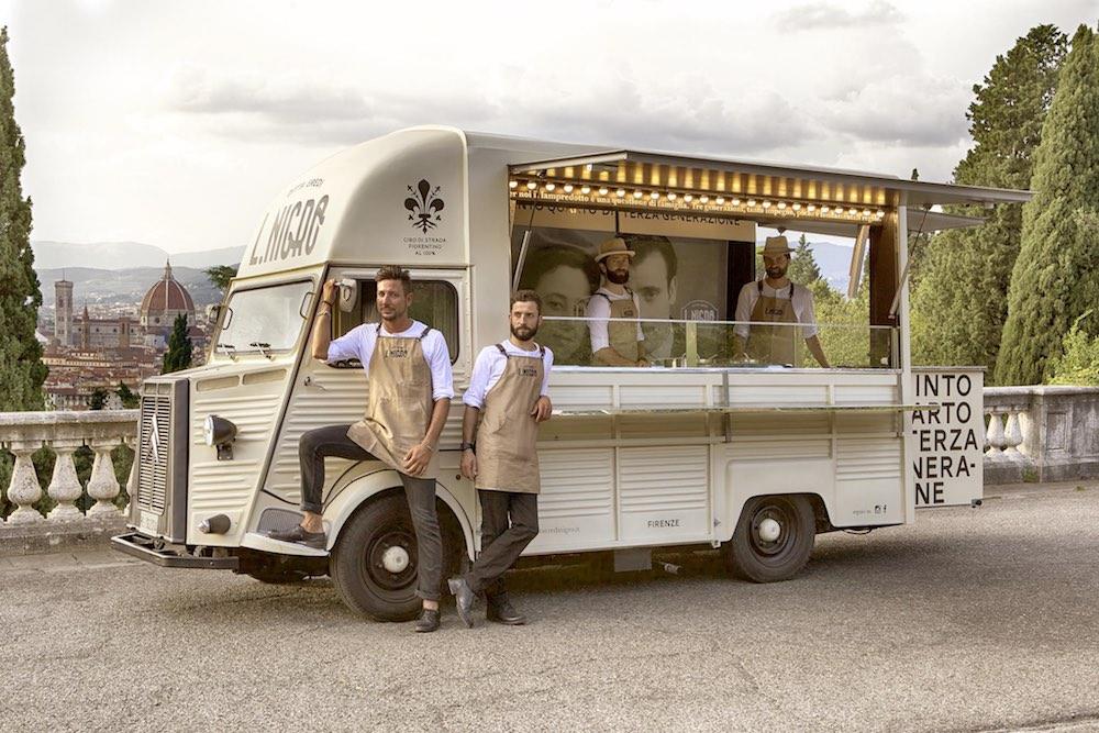 Ditta Eredi di L. Nigro è uno dei migliori food truck a Firenze