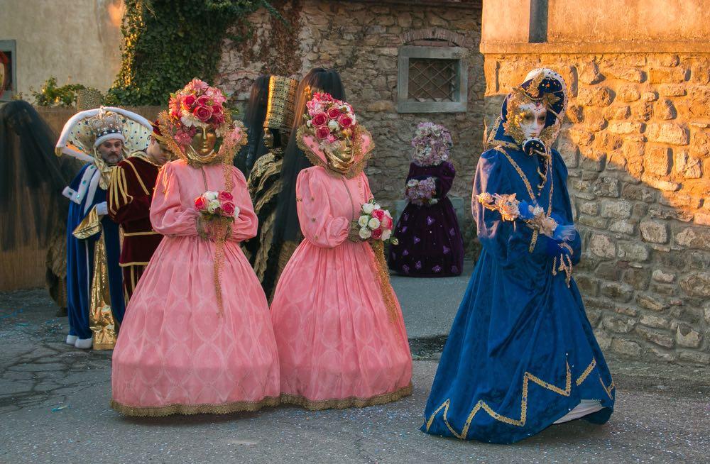 Carnevale di Castiglion Fibocchi, il più antico Carnevale in Toscana
