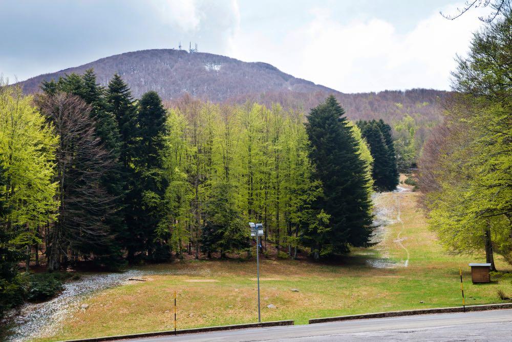 Sentieri a primavera sul Monte Amiata