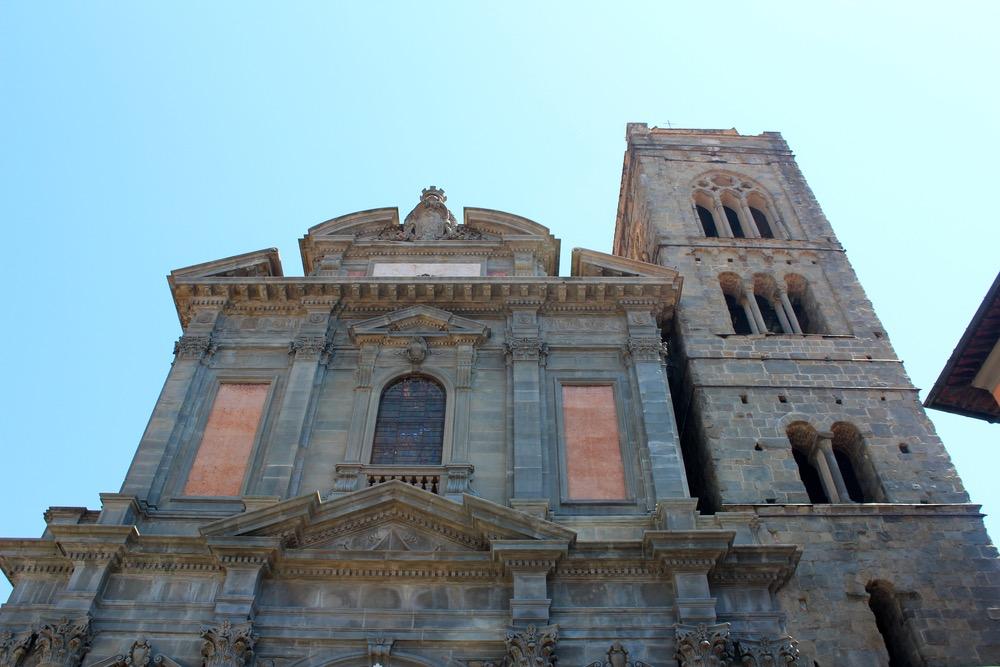 Duomo di Pescia, borgo toscano in provincia di Pistoia