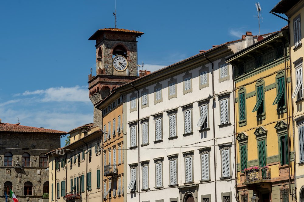 Pescia, borgo toscano in provincia di Pistoia