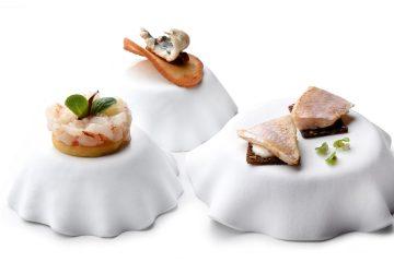 Piatto della Chef Marcella Schillaci del Ristorante Bistrot Lo Zero a Montespertoli