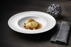 Piatto della Locanda Lo Scopiccio, ristorante a Perignano in provincia di Pisa