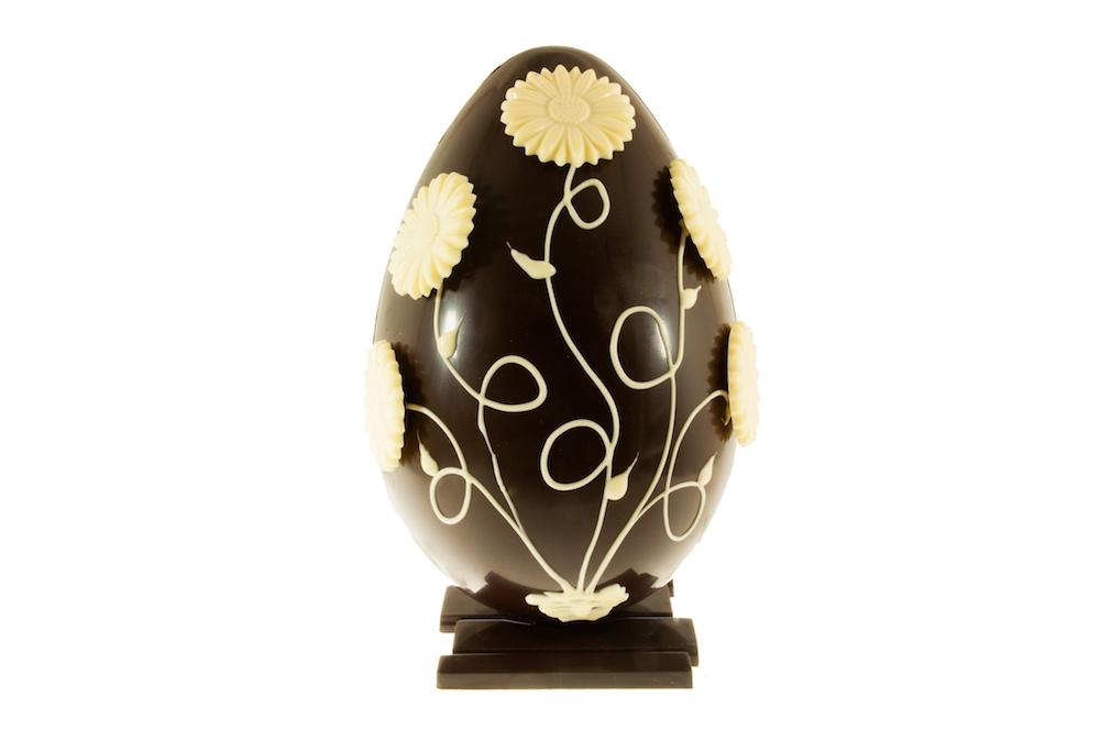 Uova di cioccolato artigianali di Dona Malina