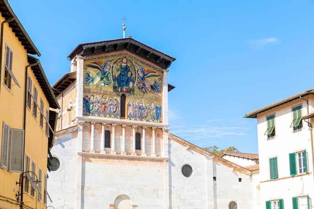 Basilica di San Frediano a Lucca