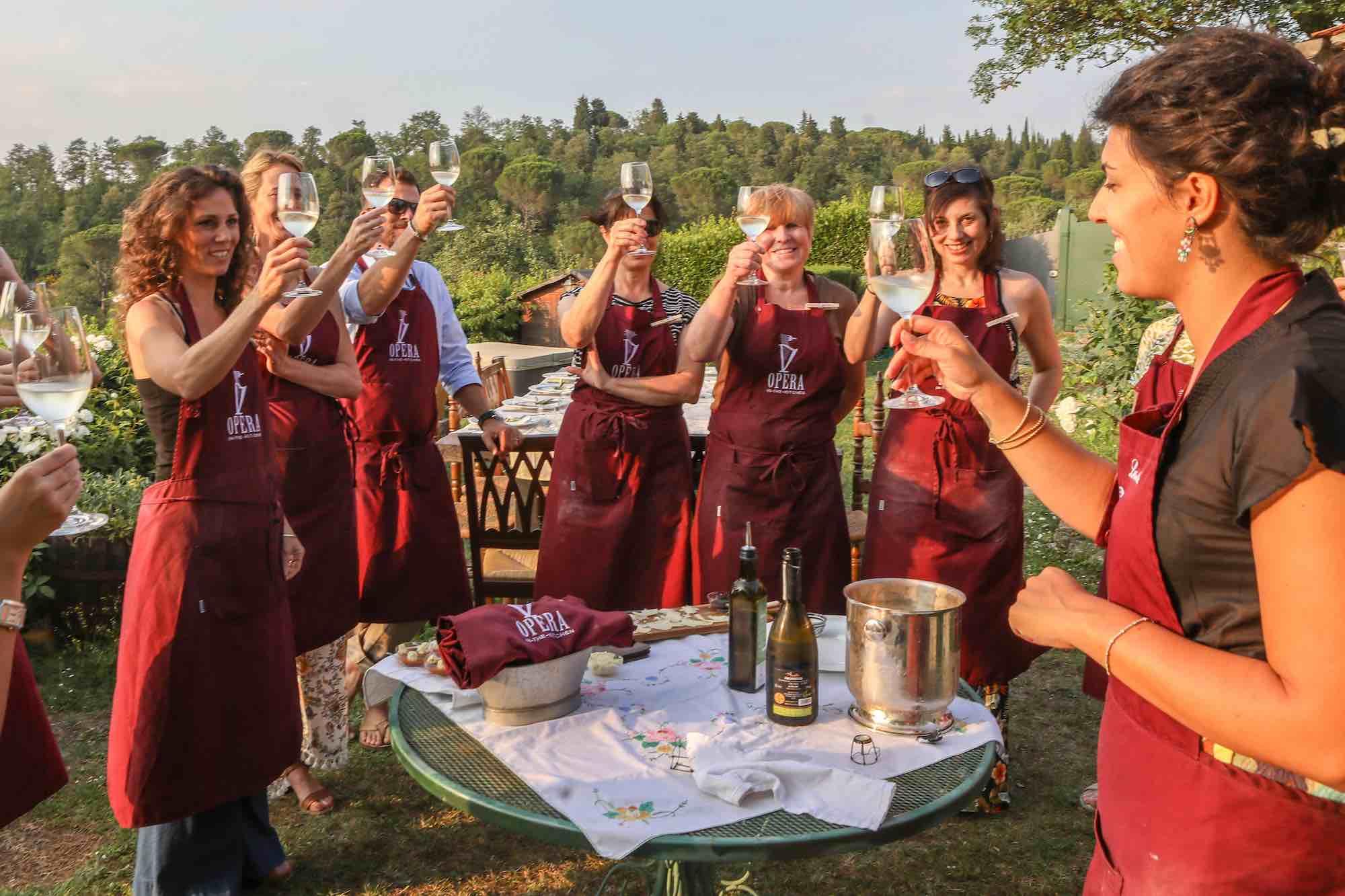 Opera in the kitchen: i corsi di cucina online e non di Lucrezia Cannito