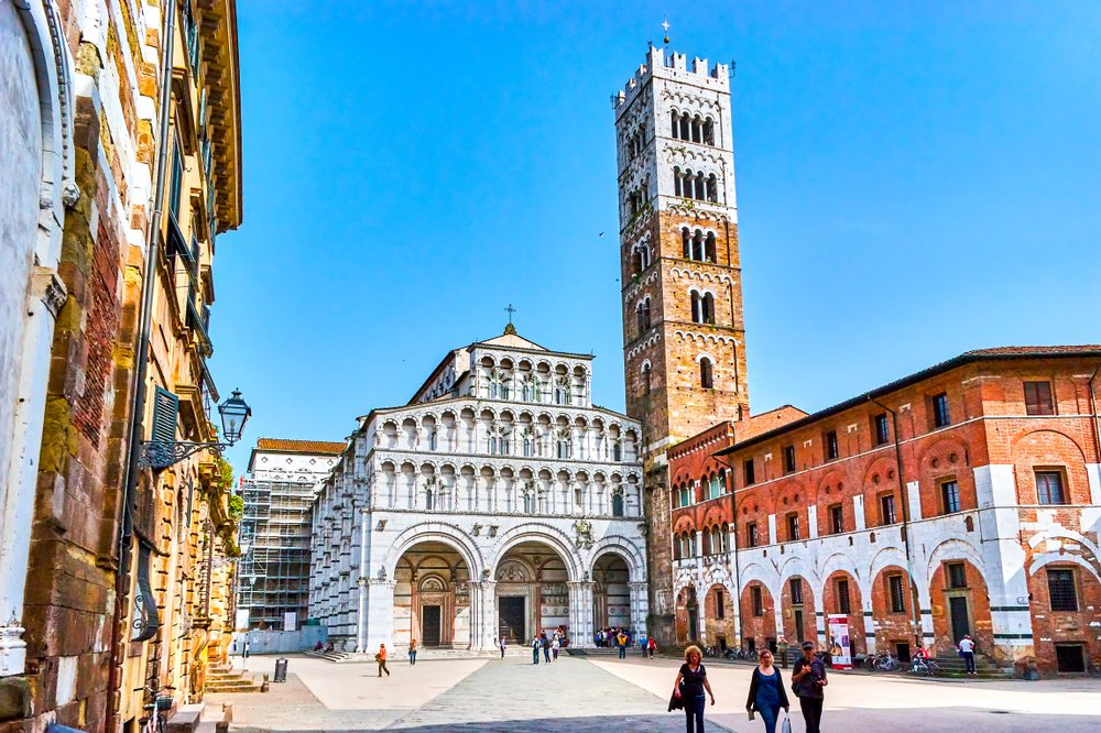 La Cattedrale di San Martino è il Duomo di Lucca