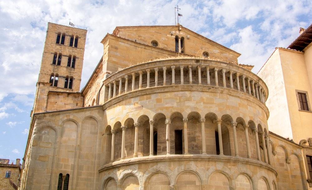 Pieve di Santa Maria in Piazza Grande a Arezzo