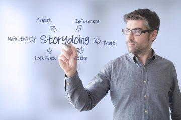 Il nuovo concetto di storydoing nel digital marketing