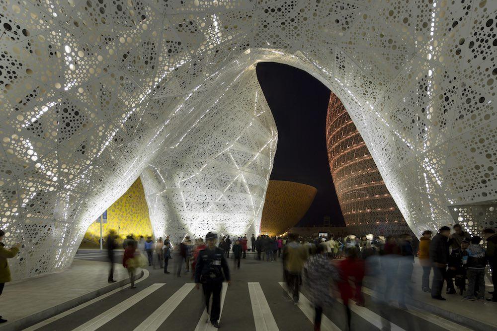 Progetto Liling Ceramic Art City dello Studio Archea di Firenze