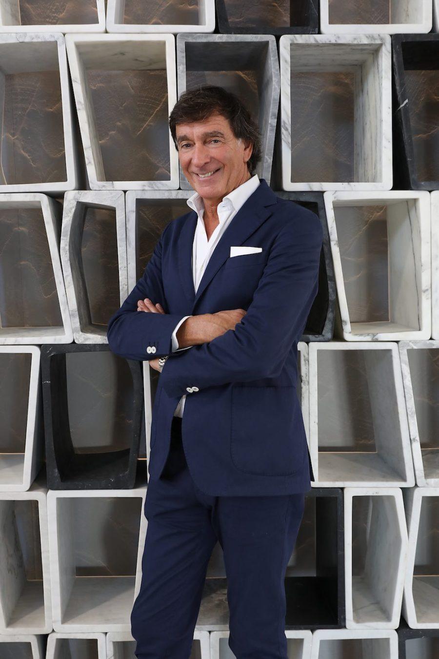 Paolo Carli, presidenti di Heruax SpA e della Fondazione