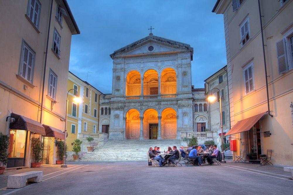 Duomo di Massa, Cattedrale dei Santi Pietro e Francesco