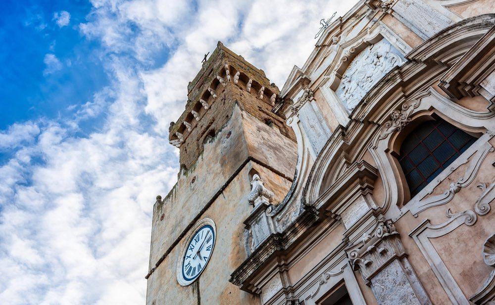 Duomo di Pitigliano - Cattedrale dei Santi Pietro e Paolo