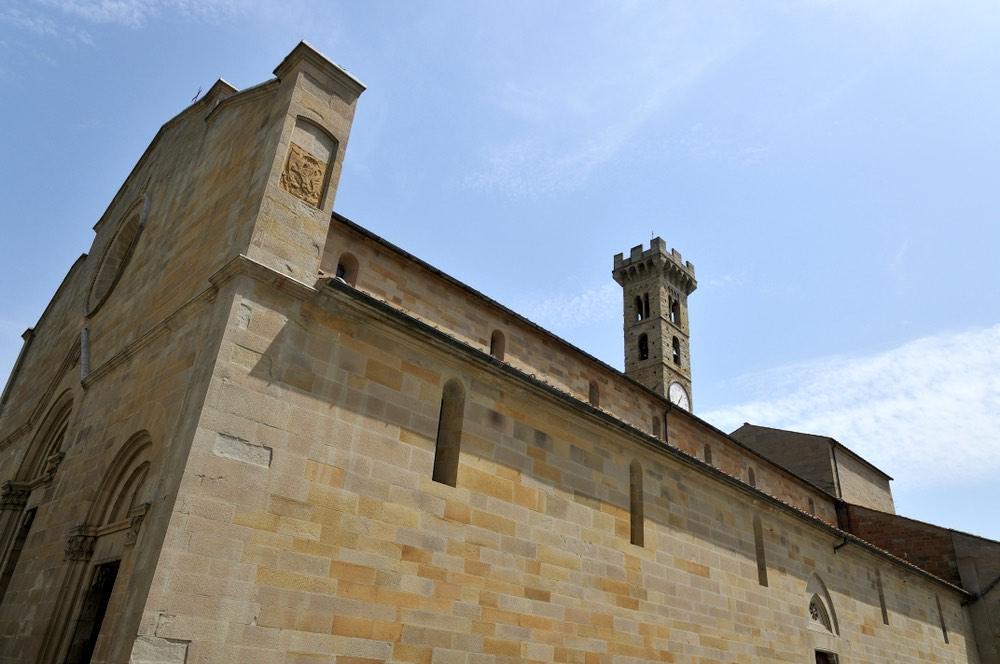 Duomo di Fiesole, cattedrale di San Romolo