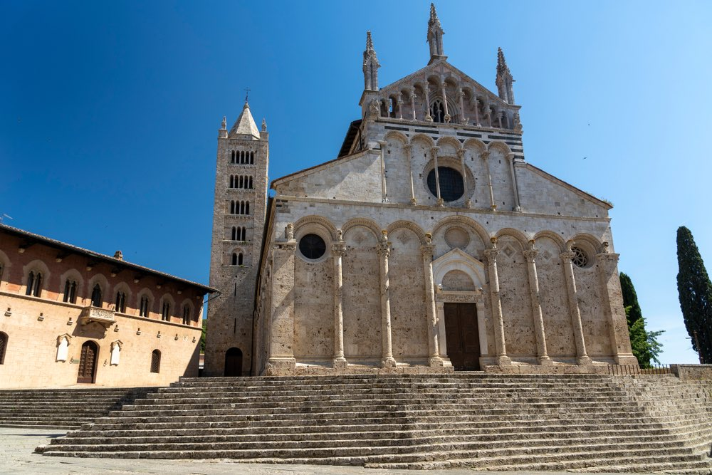 Duomo di Massa Marittima, Cattedrale di San Cerbone