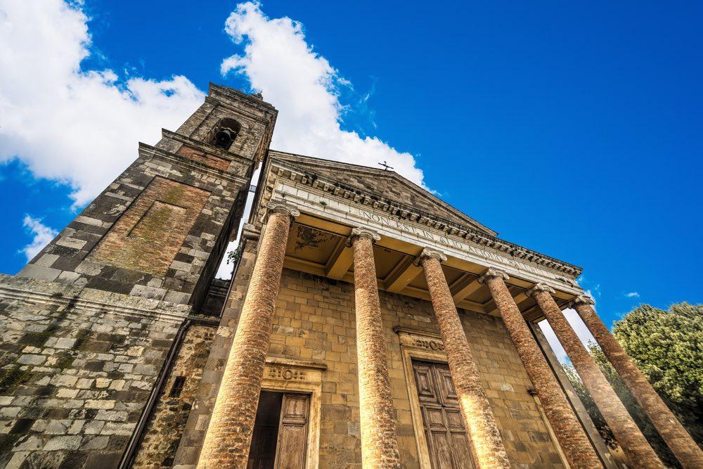 Duomo di Montalcino - Concattedrale del Santissimo Salvatore