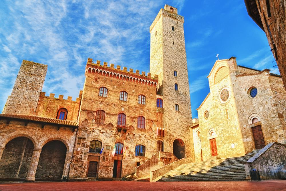 Duomo di San Gimignano - Collegiata di Santa Maria Assunta