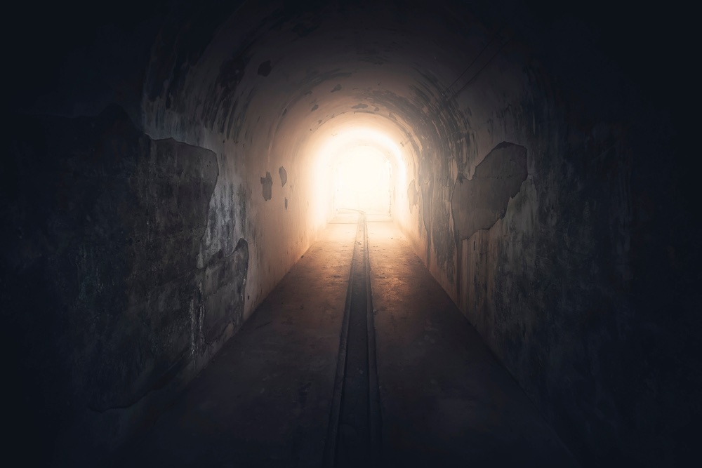 Luce in fondo al tunnel