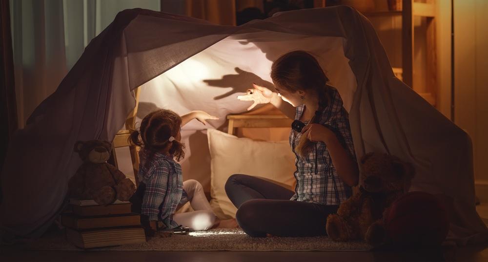 Raccontare storie ai bambini