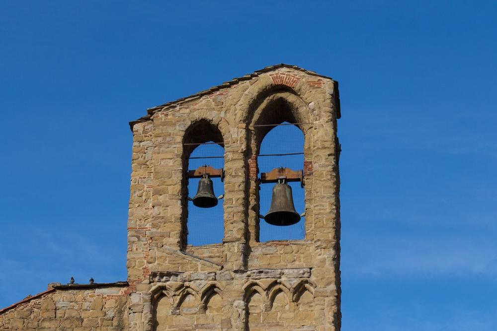 Campanile della Basilica di San Domenico a Arezzo
