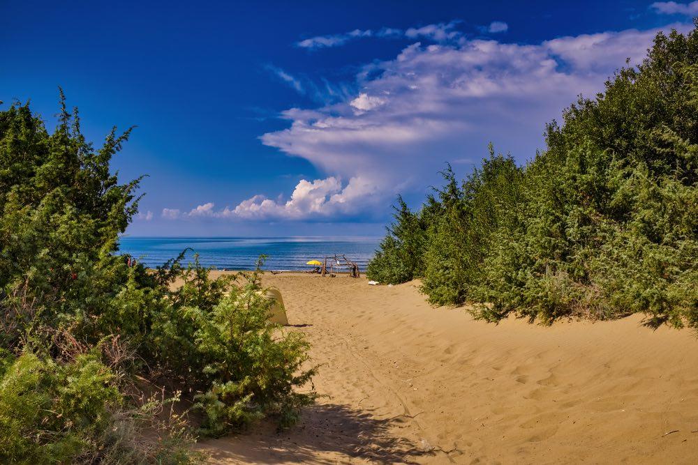 La spiaggia di Marina di Castagneto Carducci ha ottenuto la Bandiera Blu 2020