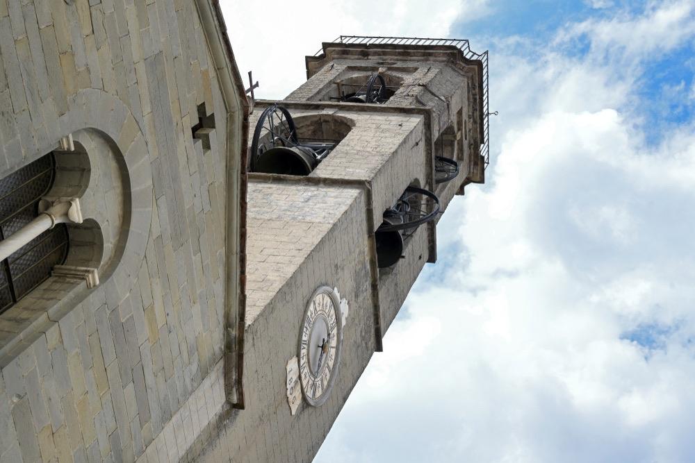 La chiesa dei Santi Jacopo e Antonio a Fivizzano in Lunigiana
