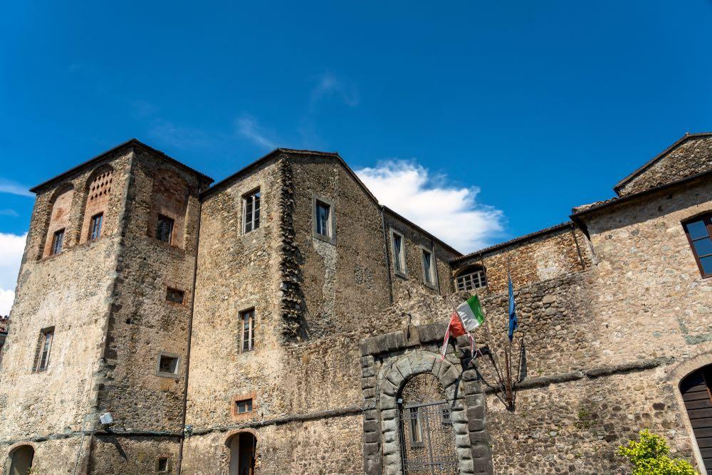 Il borgo di Terrarossa si trova nei dintorni di Licciana Nardi in Lunigiana