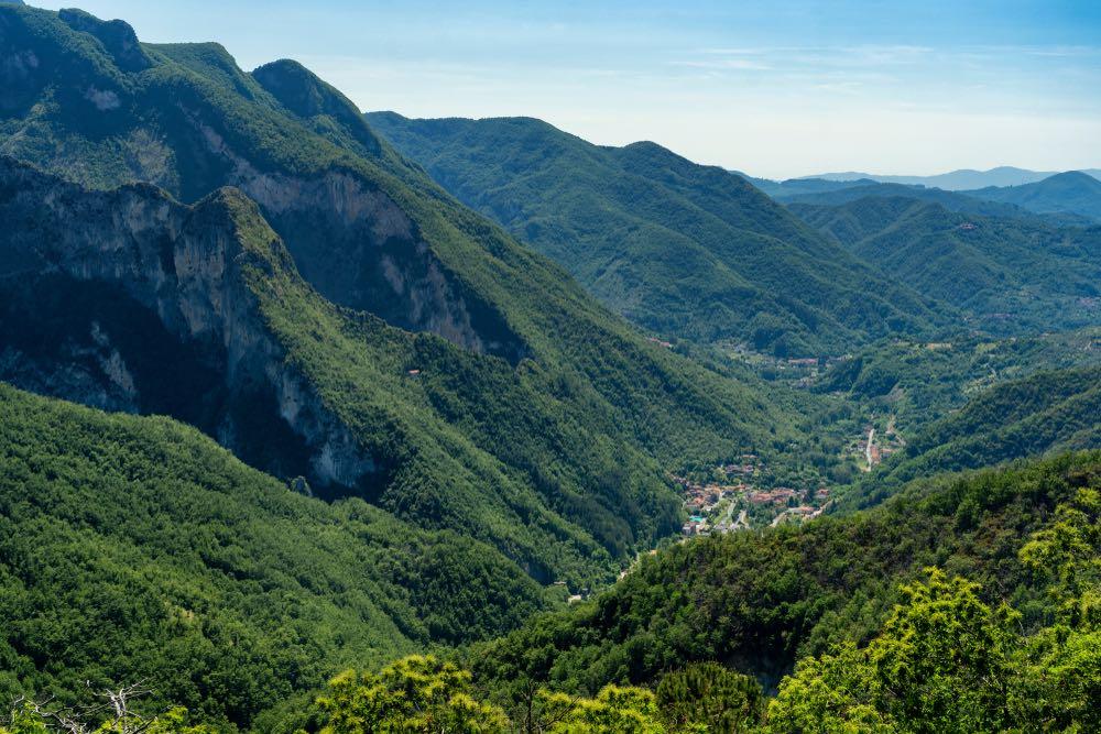 Ugliancaldo è un borgo della Lunigiana