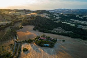 L'Agriturismo San Carlo è una delle strutture che accettano il bonus vacanze in Toscana