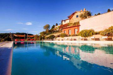 Il Podere Castellare è un'ottima struttura per una vacanza in agriturismo in Toscana