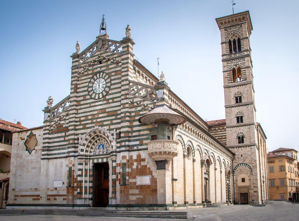 Duomo di Prato e torre campanaria