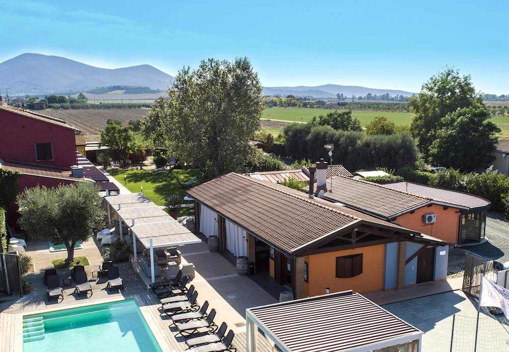 Il Country Resort Le Due Ruote è tra le strutture che accetta il bonus vacanze in Toscana