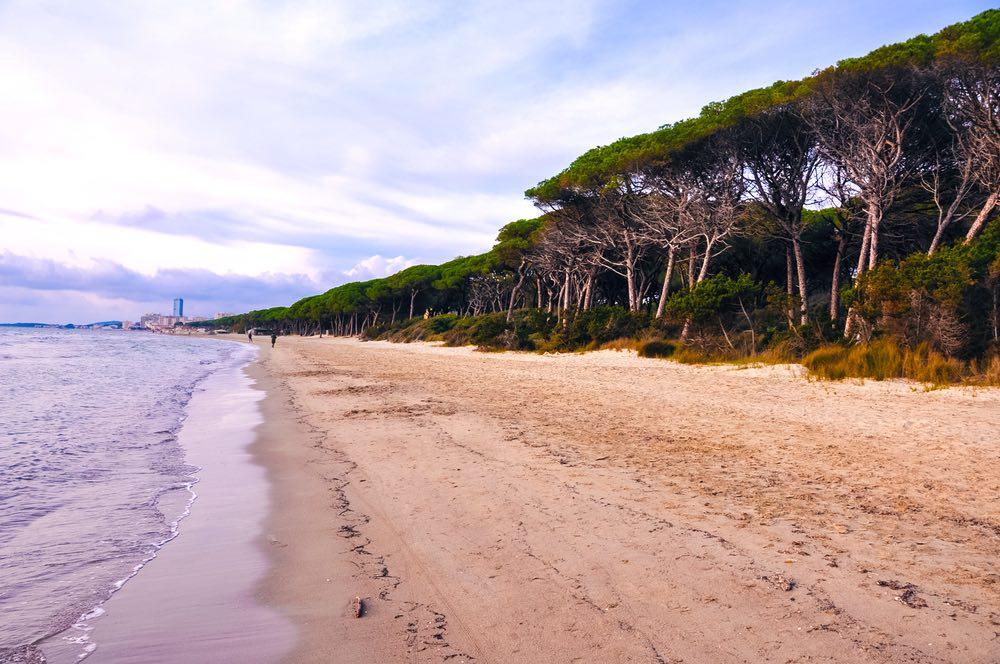 Marina di Cecina è una località della costa toscana in provincia di Livorno