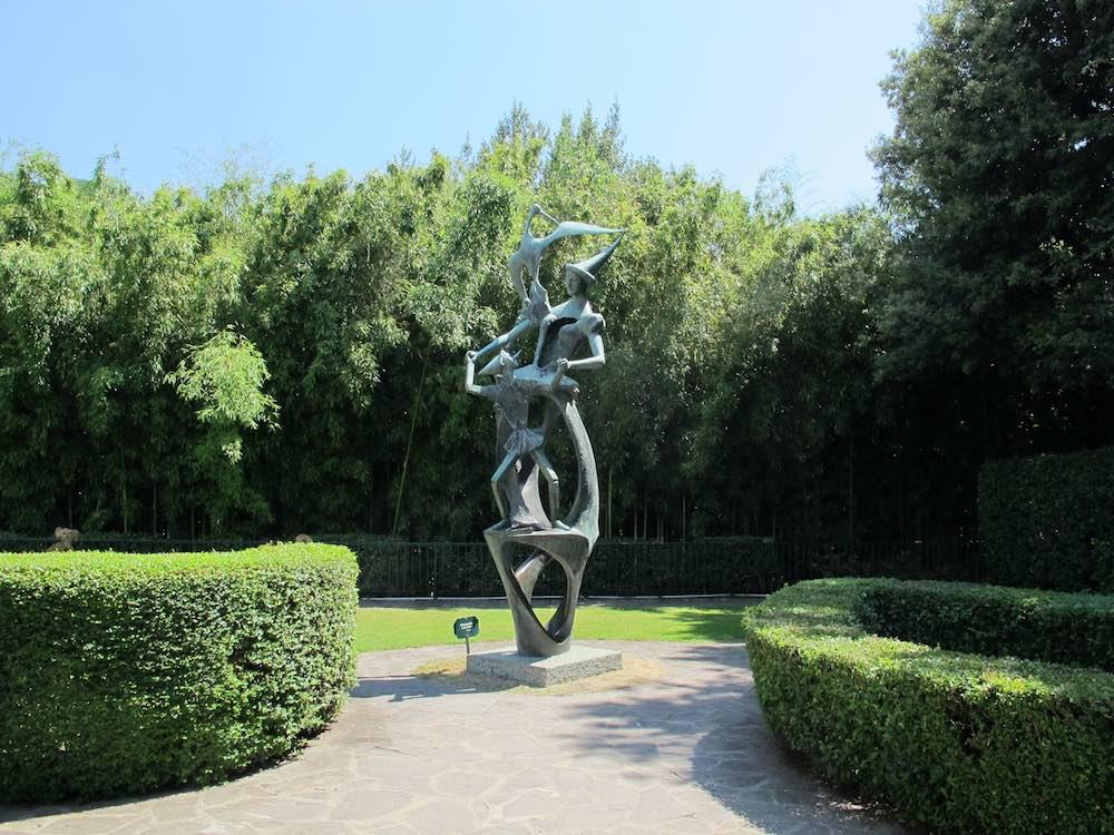 Il Parco di Pinocchio è un parco a tema a Collodi, Pistoia, dedicato al burattino