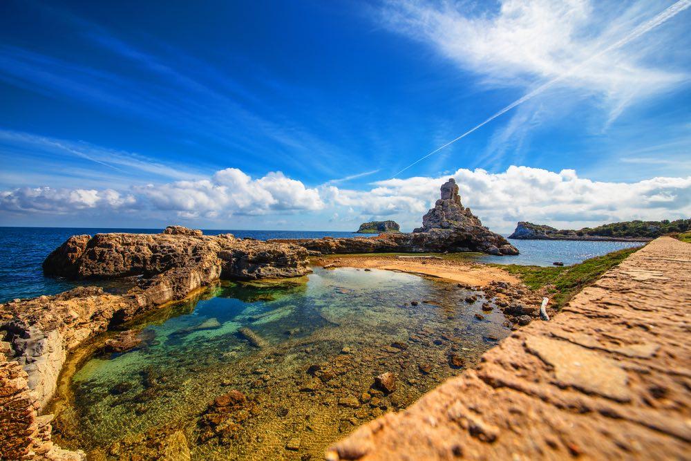 L'isola di Pianosa si trova nell'Arcipelago toscano e fino al 2011 è stata colonia penale