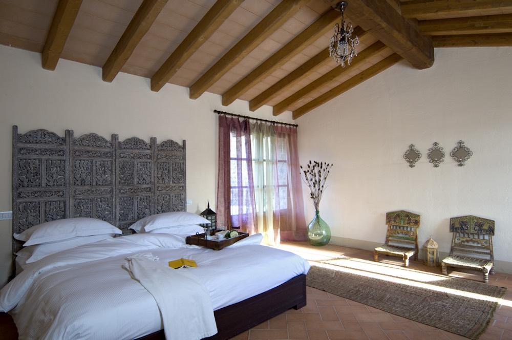 Il Podere Conti è un'ottima struttura per una vacanza in agriturismo in Toscana