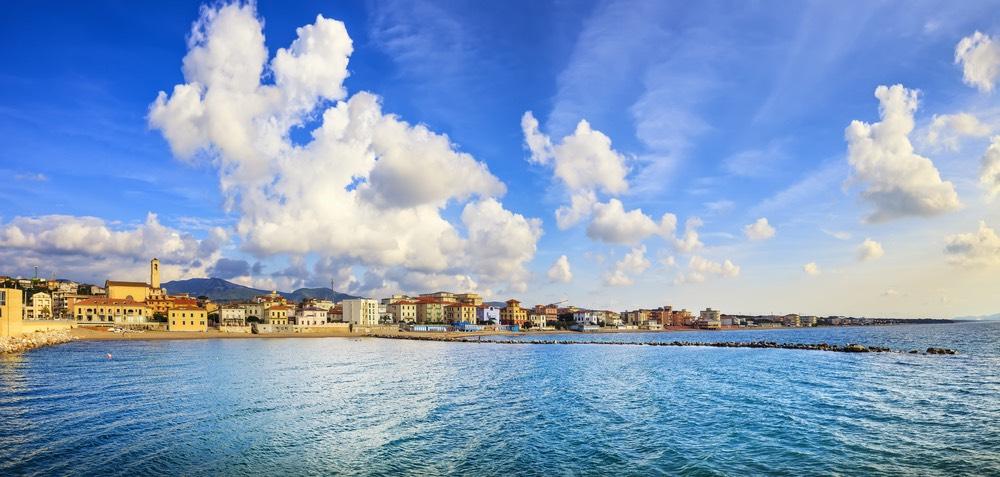San Vincenzo è una località di mare in Toscana nell'Alta Maremma
