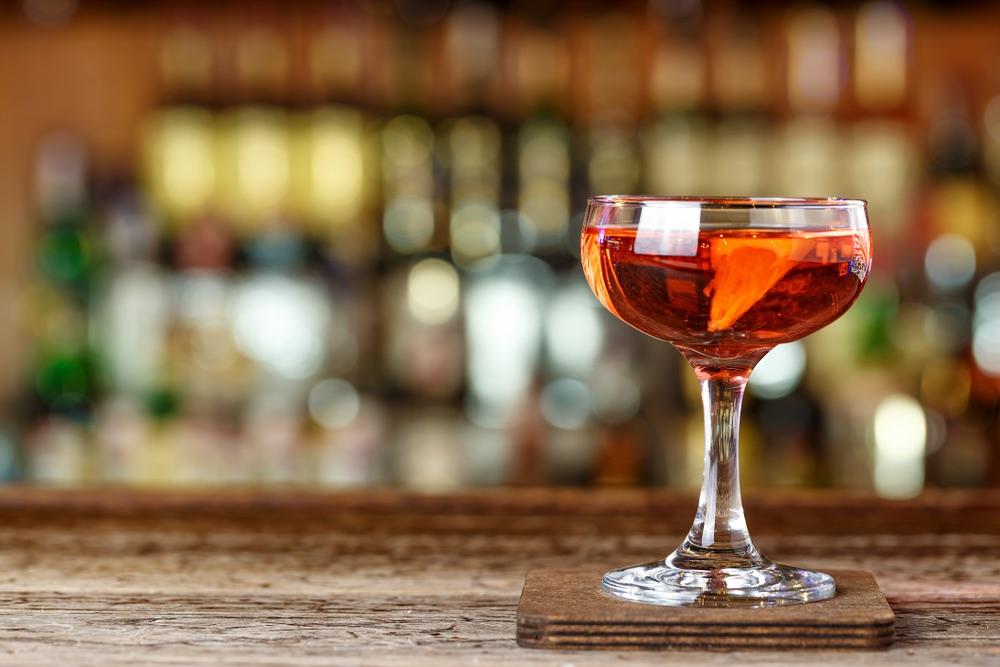 Cocktail EL Presidente all'inaugurazione della Florence Cocktail Week 2020