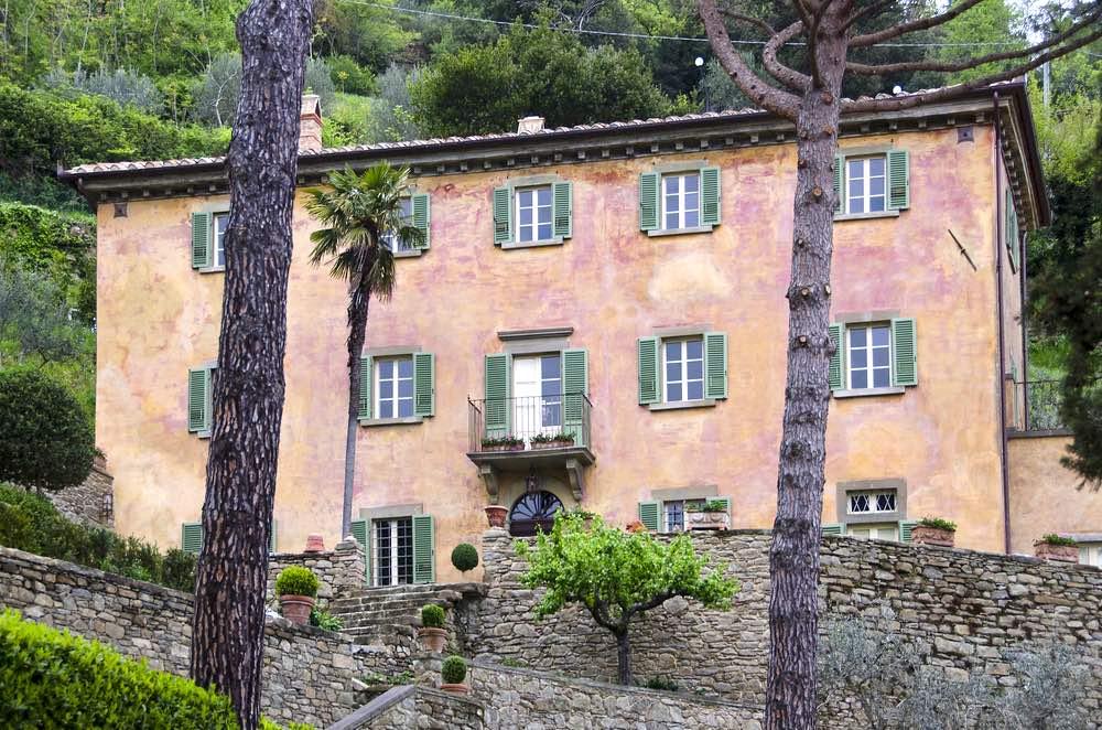 Villa Bramasole, la villa della scrittrice Frances Mayes a Cortona