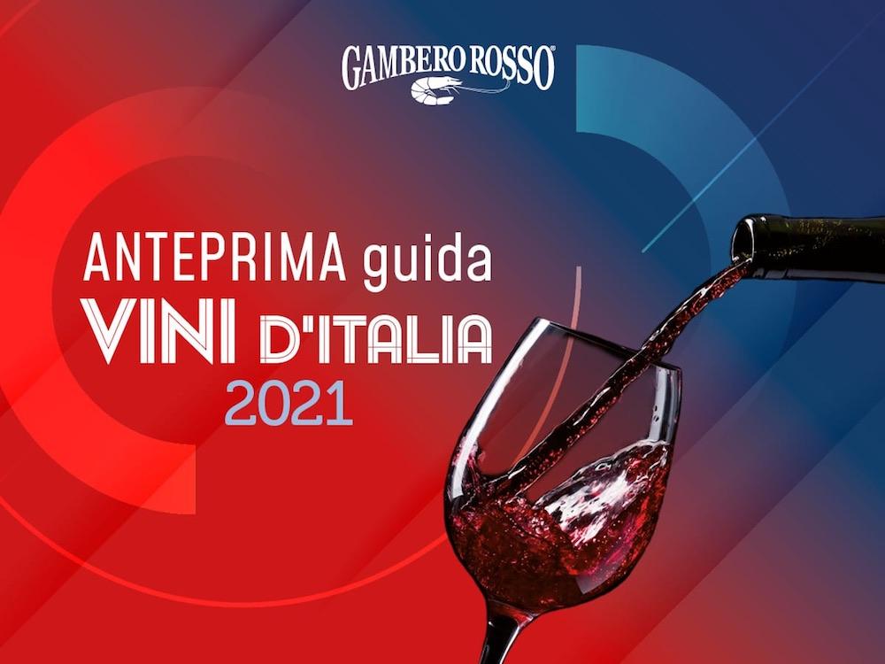 Anteprima della guida Vini d'Italia 2021 del Gambero Rosso