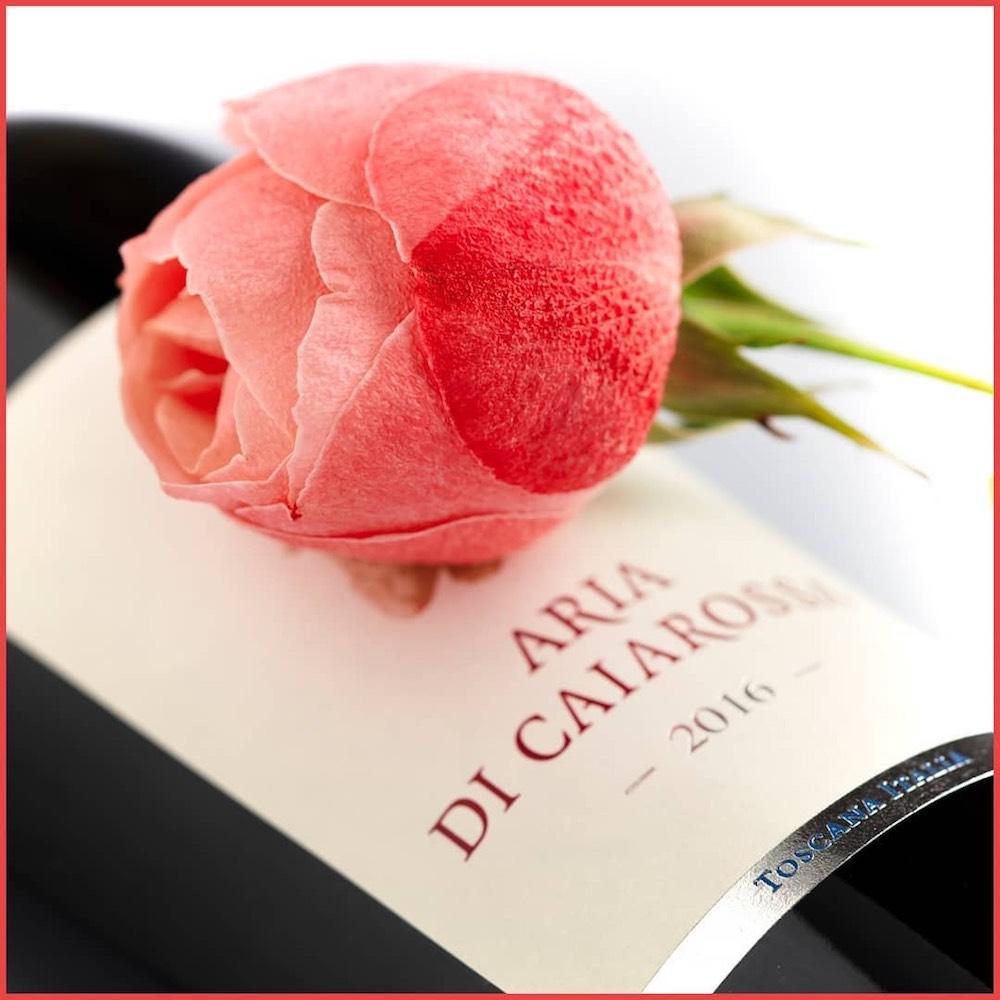 Aria di Caiarossa è una new entry tra i vini della Toscana 3 bicchieri Gambero Rosso