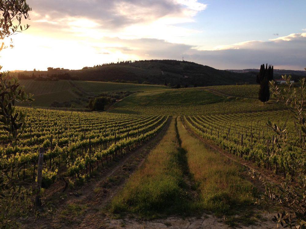 """Il Castello di Monsanto è una storica azienda vitivinicola toscana, location di """"4 Hotel"""" in Chianti con Bruno Barbieri"""