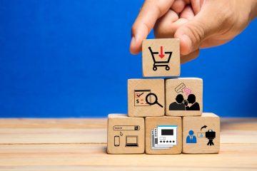 Rappresentazione grafica del Marketing del passaparola detto anche WOM Marketing