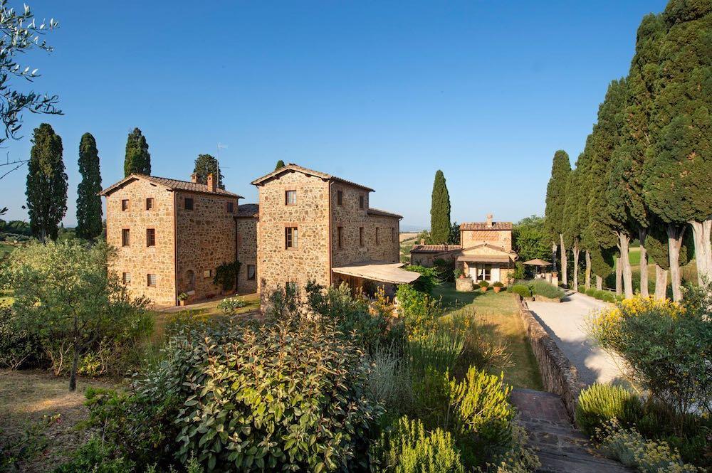 Villa San Sanino è stata uno dei protagonisti di 4 Hotel in Chianti