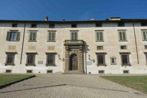 Villa Reale o Villa medicea di Castello a Firenze, è la sede dell'Accademia della Crusca