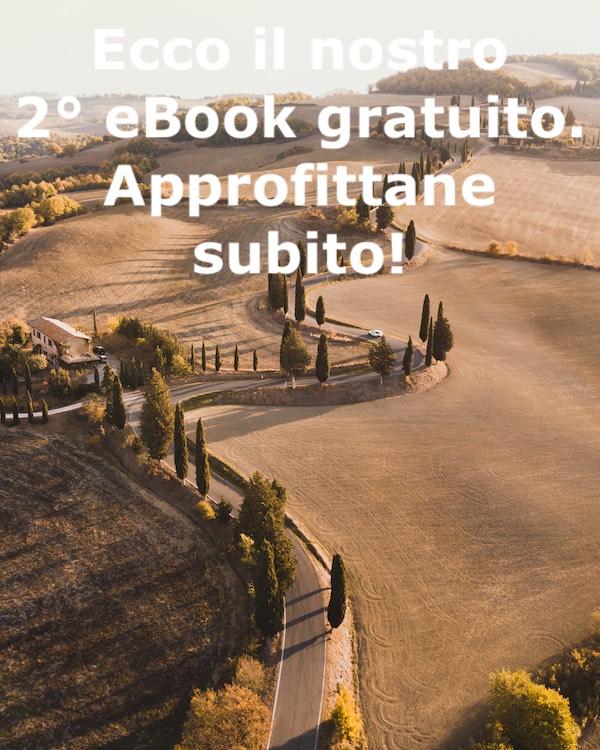 """Scarica il 2° eBook di TuscanyPeople """"Viaggio nella bellezza della Val d'Orcia 03"""