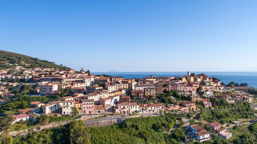 Il borgo di Capoliveri è uno dei paesi da visitare in Toscana